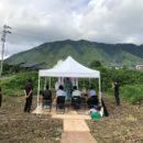 弥彦村にて地鎮祭を行いました。